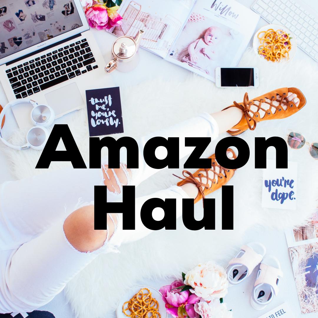 Amazon Black Friday and Cyber Monday Haul- On Fridays we Shop
