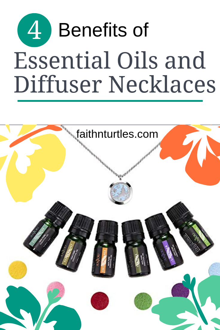 Aromatherapy Essential Oils Necklace Review