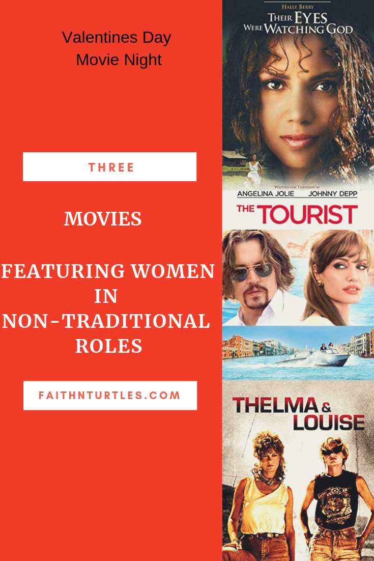 3 Classics to Watch that showcase Non-Traditional Powerful Women