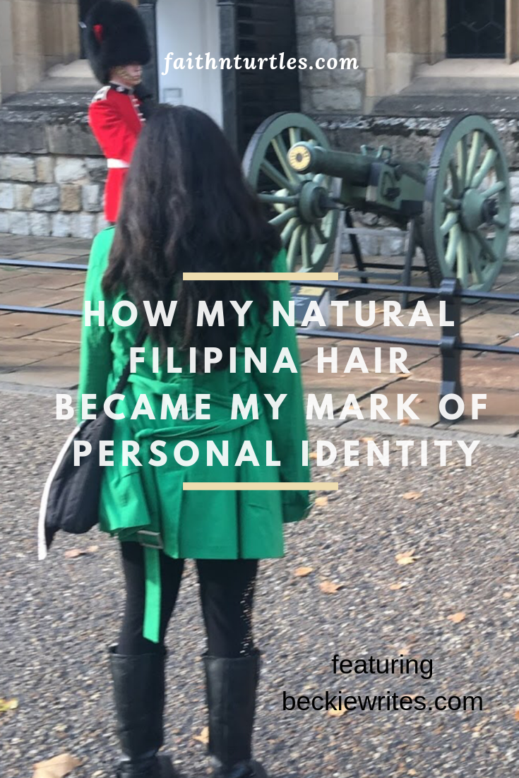 How my Natural Filipina Hair became my mark of Personal Identity- Featuring Rev. Rebecca