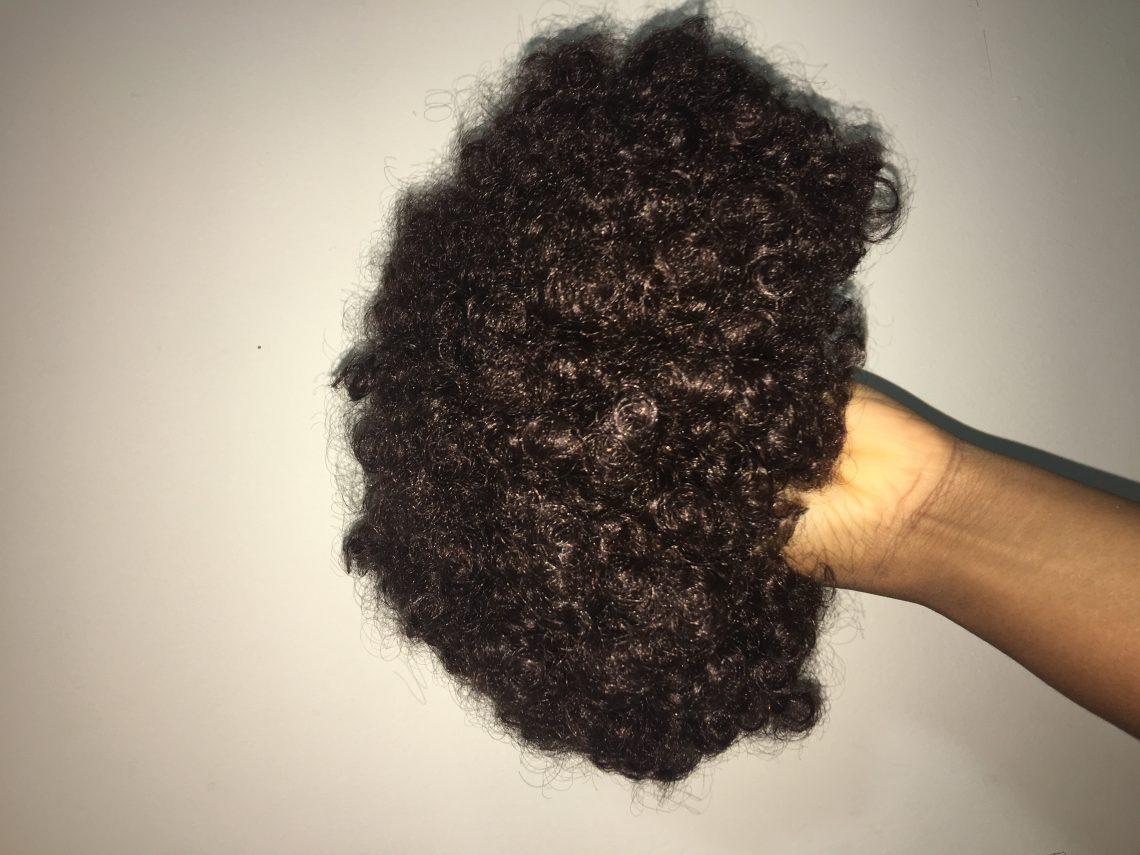 Afropuff PonyTail