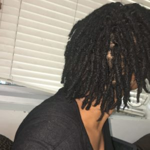 How to make Flaxseed Gel to Retwist Locs